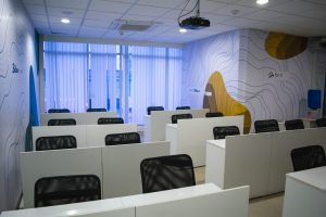 Novel-office-training-room